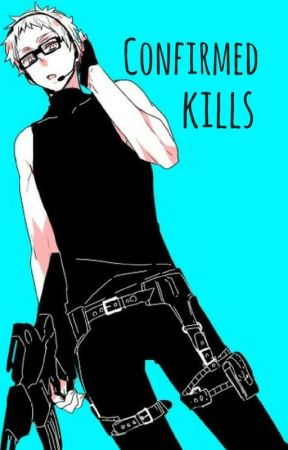 Confirmed Kills ~ TsukkiYama by Angelspirit04