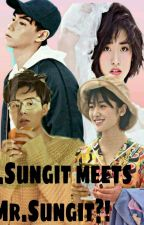 Ms.Sungit meets Mr.Sungit by keighforxsuga