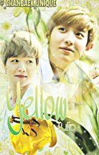 Yellow Tulips by CHANBAEK_UNIQUE
