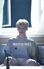 Masculin(e) {park jimin}  by Azami-kun