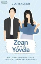 Zean and Yovela by clarisacndr