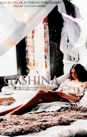 Gashina by BarbaraBrandao