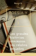POESIA Y FRASES #3 by neogirl6