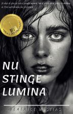 NU STINGE LUMINA  by IsoldaLorianne