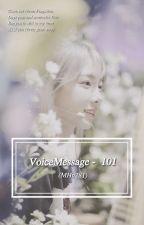 VoiceMessage - 101 by MHn281