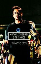 Marvel x reader one shots by echoesof-passion