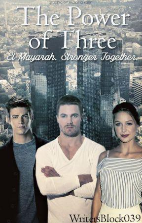 The Power of Three (Superflarrow) ~ START DATE TBD by WritersBlock039