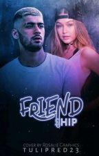 Friendship •[Concluído] by tulipRed23