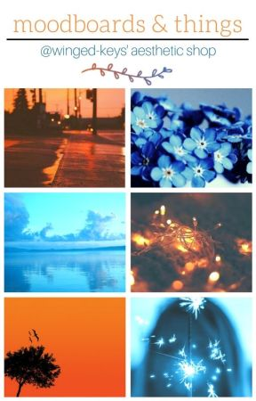 moodboards & things// aesthetic shop by winged-keys