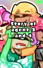 Splatoon: The story of Agent 3 and 4's by GlossyOrio100