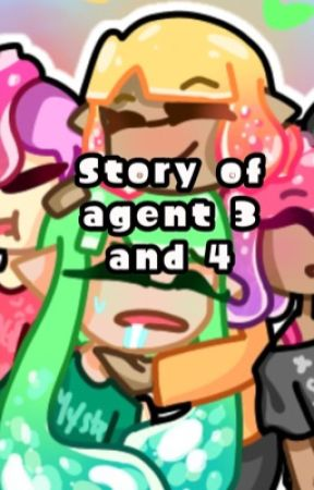 Splatoon The Story Of Agent 3 And 4 S Marina And The Octoling