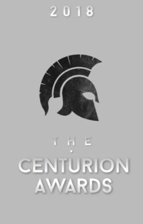 The Centurion Awards 2018 - [JUDGING] by TheCenturionAwards