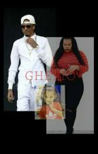 Ghetto    August Alsina and Amber Riley by LilEssieBhaad