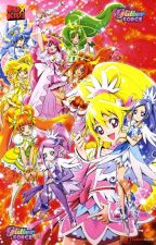 Glitter Force Ultimate Dare Book! by LucyE117