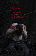 Atada, callada y sumisa. by nyongtxry