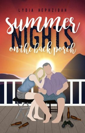 Summer Nights on the Back Porch by hennwick