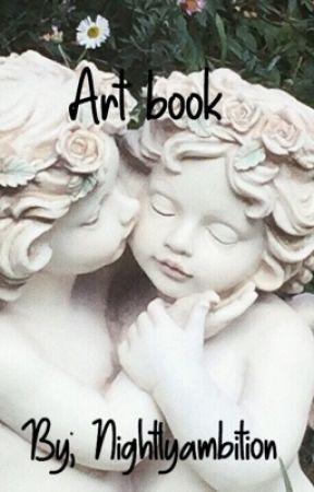 Art book by nightlyambition