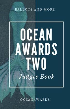 OceanAwards 2 - Mermaids - Admin & Judges Book by OceanAwards
