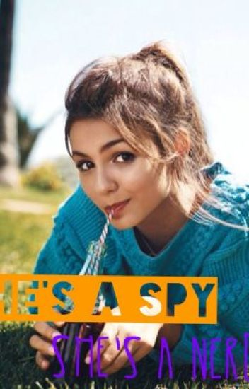 He's a spy, She's a nerd
