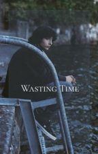 Wasting Time   Fillie by curlsginger