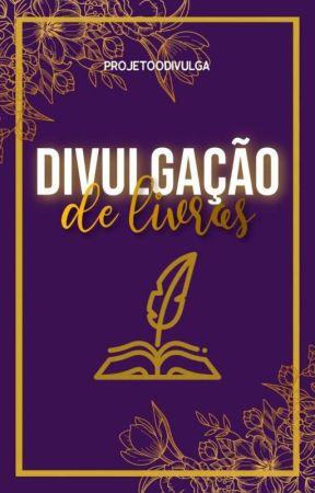 Divulgação de Livros  by ProjetooDivulga