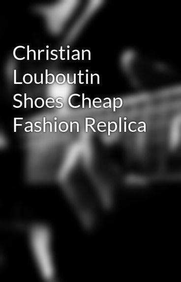 christian louboutin shoes cheap replica