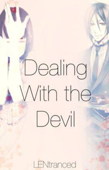 Dealing With the Devil: Sebastian MichaelisxOC [3rd Place (Sebastian) KuroWA'14]