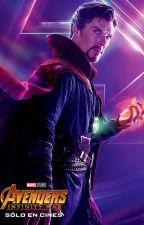 Infinity War -- Doctor Strange y tu. by LilaDixon18