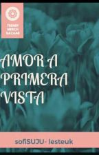 AMOR A PRIMERA VISTA /leslie Y Leeteuk  by sofiSUJU