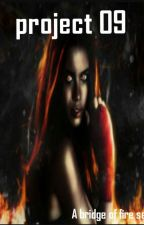 Project 09 ( A Bridge Of fire) by saniyah_baby13