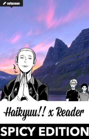 Haikyuu!! x Reader SPICY EDITION by cetacean