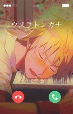 WhatsApp [SasuNaru] by AngelicaUzumaki