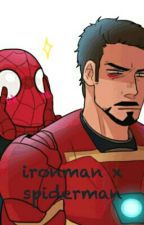 ironman x spiderman by Marvel-Maniacs