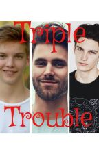 Triple trouble by theyoungestgarrixer