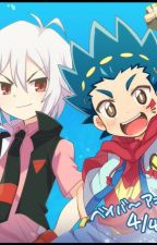 Beyblade Burst Shipping Book by Lilyeclipse93