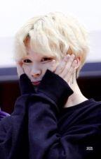 BTS Jimin hybrid AU by Fluffy_reading