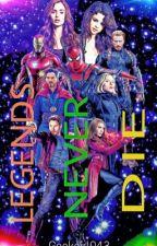Legends Never Die »  Avengers Infinity War by GeekGirl043