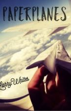 Paperplanes (Larry) by LarryWrites