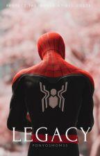 Tony Stark's Daughter [P.P] by jellyfish42069