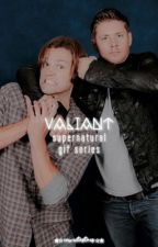 valiant ⇢ supernatural gif series by rewritestars