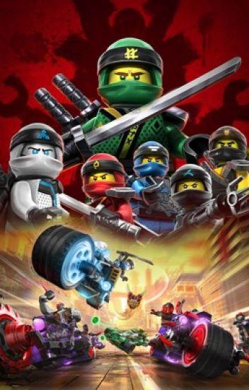 Lego ninjago: sons of garmadon game of masks/dread on
