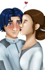 The Jedi And The Princess by FullerK75