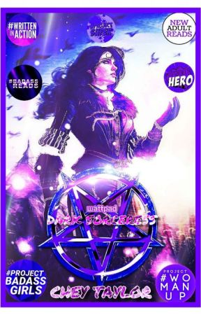 Dark Sorceress (Coming Soon) by cheytaylor1