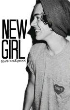 New Girl (Book no.1) by HisGreenEyesxx