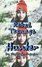 Rebel Teenage Hunter by skylarforthewin