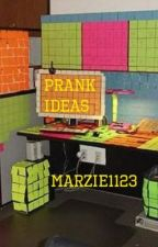 Prank Ideas by marzie1123