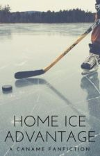 Home Ice Advantage (An AmeCan Fanfiction) by frozen_over