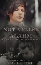 not a false alarm | L.S | by louisftsh
