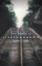 Fence Between Us (Laurence x Reader) COMPLETE  by Melvee_