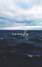 remedy | b.blake by celestialtae